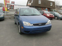 2005 FORD FOCUS AUTOMATIC - A/C ONLY 70000KMS- NOW ONLY $3977.