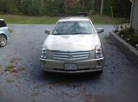 2008 Cadillac SRX AWD - Winter is coming