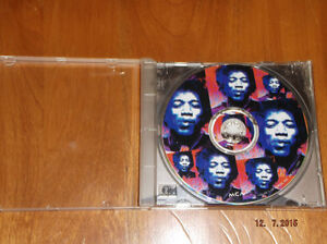 JIMI HENDRIX...DVD'S & CD'S Kitchener / Waterloo Kitchener Area image 9