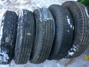 Trailer tires and rims Edmonton Edmonton Area image 3