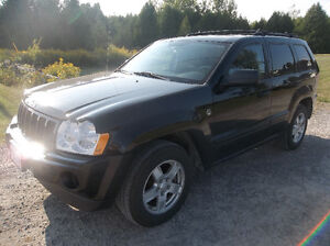2006 Jeep Grand Cherokee SUV, Crossover