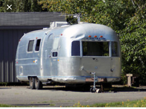 Looking for Airstream trailer