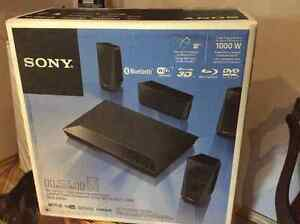 Sony Blu Ray DVD Home Theatre system