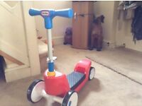 Toddle scooter