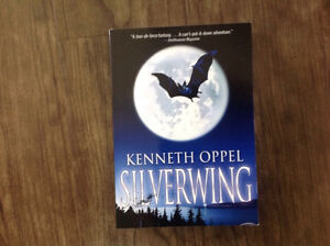 Silver wing paperback