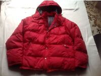 Boden London ladies jacket with hoody size: L/14 good condition £10