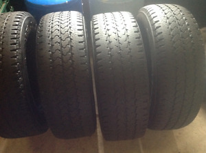 245/70R17 All Season Tires