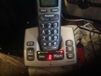 BT Telephone and answer Phone Ex con only £8