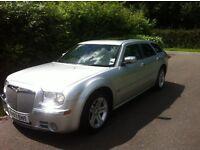 Chrysler 300c auto estate diesel