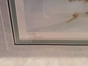 Tricia Romance - numbered print Stratford Kitchener Area image 2