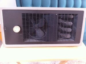 Fan forced wall heater  Peterborough Peterborough Area image 1