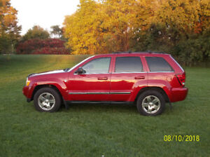 2006 Jeep Grand Cherokee,fully loaded