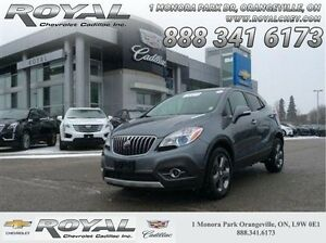 2014 Buick Encore LEATHER * AWD * NAVIGATION  - Leather Seats -