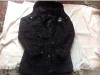 Vero moda ladies coat size 8/10 used £3
