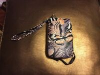Wrist wallet and phone case