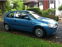 Vauxhall Corsa 1.0 Club 12 Months Mot Full Service History Low Mileage 42000