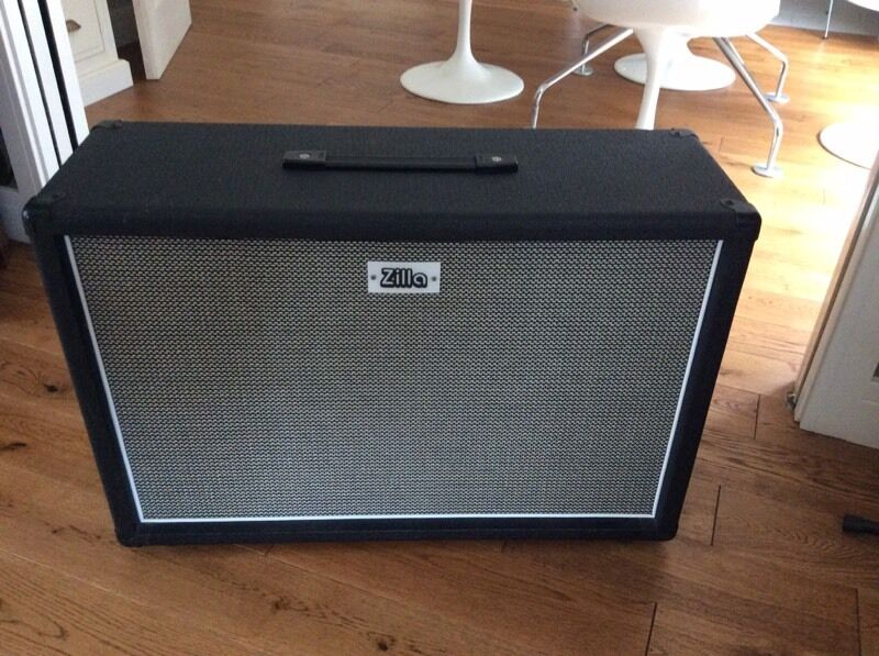 Zilla Cabs 1x12 speaker cabinet with Tayden High Brit 50 16ohm ...