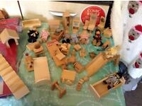 Furniture for dolls house