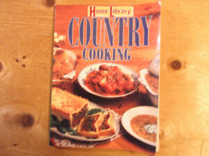 Country Cooking cook book