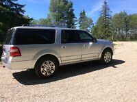 2012 Ford Expedition max limited.