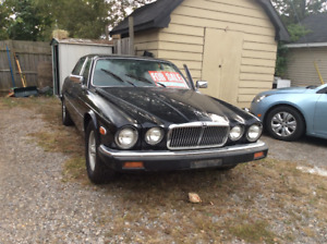 1986 Jagaur XJ6 Sovereign