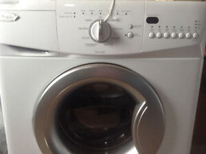 Brand new Whirlpool 24 in washer for rv