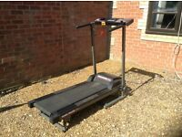 York Pacer 2750 Electric Foldable Treadmill (Delivery Available)