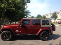 REDUCED great price! 2008 Jeep Wrangler Sahara unlimited