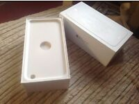 Apple IPhone 6 plus box 64GB without accessories £9