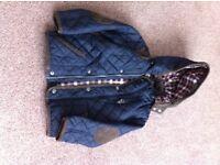 Boys TU coat
