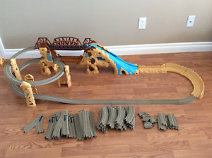 Thomas the train huge trackmaster lot