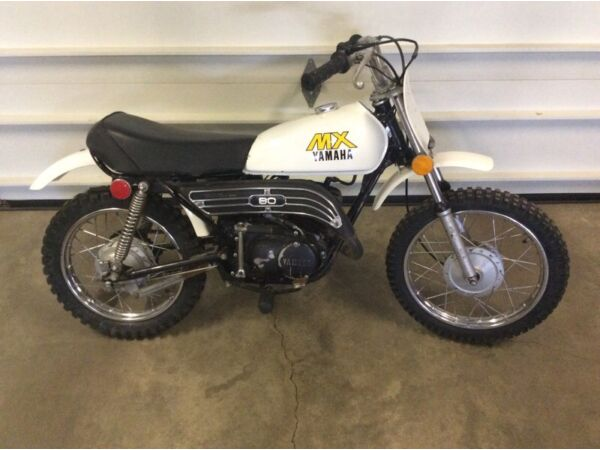 1980 yamaha mx80 pictures to pin on pinterest pinsdaddy for Yamaha mx 80 for sale