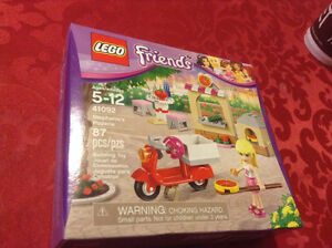 Lego friends two sets 41002   and  41092