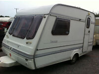 1994 Compass Image 360/2 2 Berth Touring Caravan Lightweight Clean & Tidy Ready To Use
