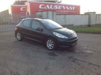 24/7 Trade sales NI Trade Prices for the public 2007 1.6 SE HDI Black 5 door