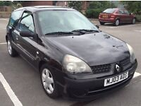Renault Clio 1.2 Automatic LOW MILAGE!!