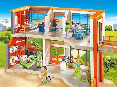 PLAYMOBIL® 6657 Furnished Children