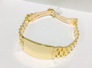 Jolie bracelet Rolex 18 carat