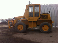 Lift King Loader