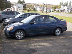 2002 Honda Civic Autre