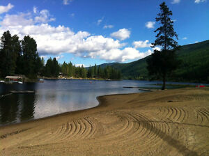 REDUCED!!! Beautiful Fully Serviced Lot on Moyie Lake