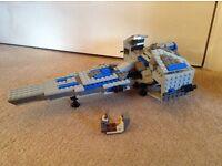 Lego Star Wars 7151 Sith infiltrator