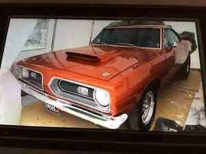 Plymouth barracuda 1968