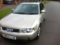 Audi A3 TDi 2003
