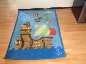 Tapis de pirate