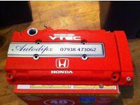 Honda B series VTEC valve cover JDM USDM