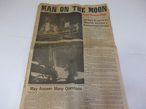 Historical News Paper