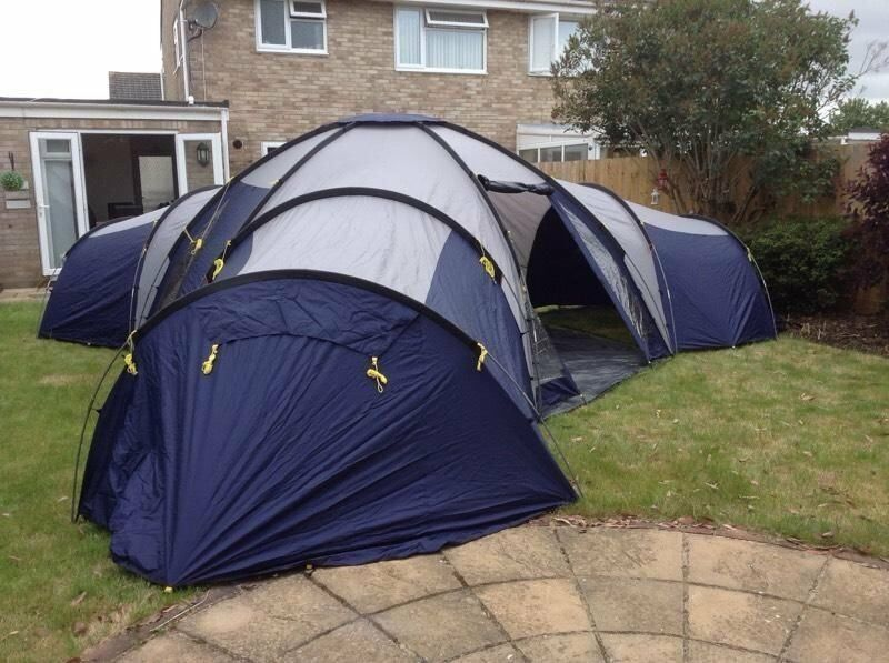 Jesolo 12 Tent Brand New Never Used In Thornaby County