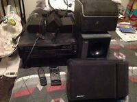 Bose Acoustimass 7 Home Theater Speaker System