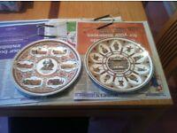 Wedgwood plates